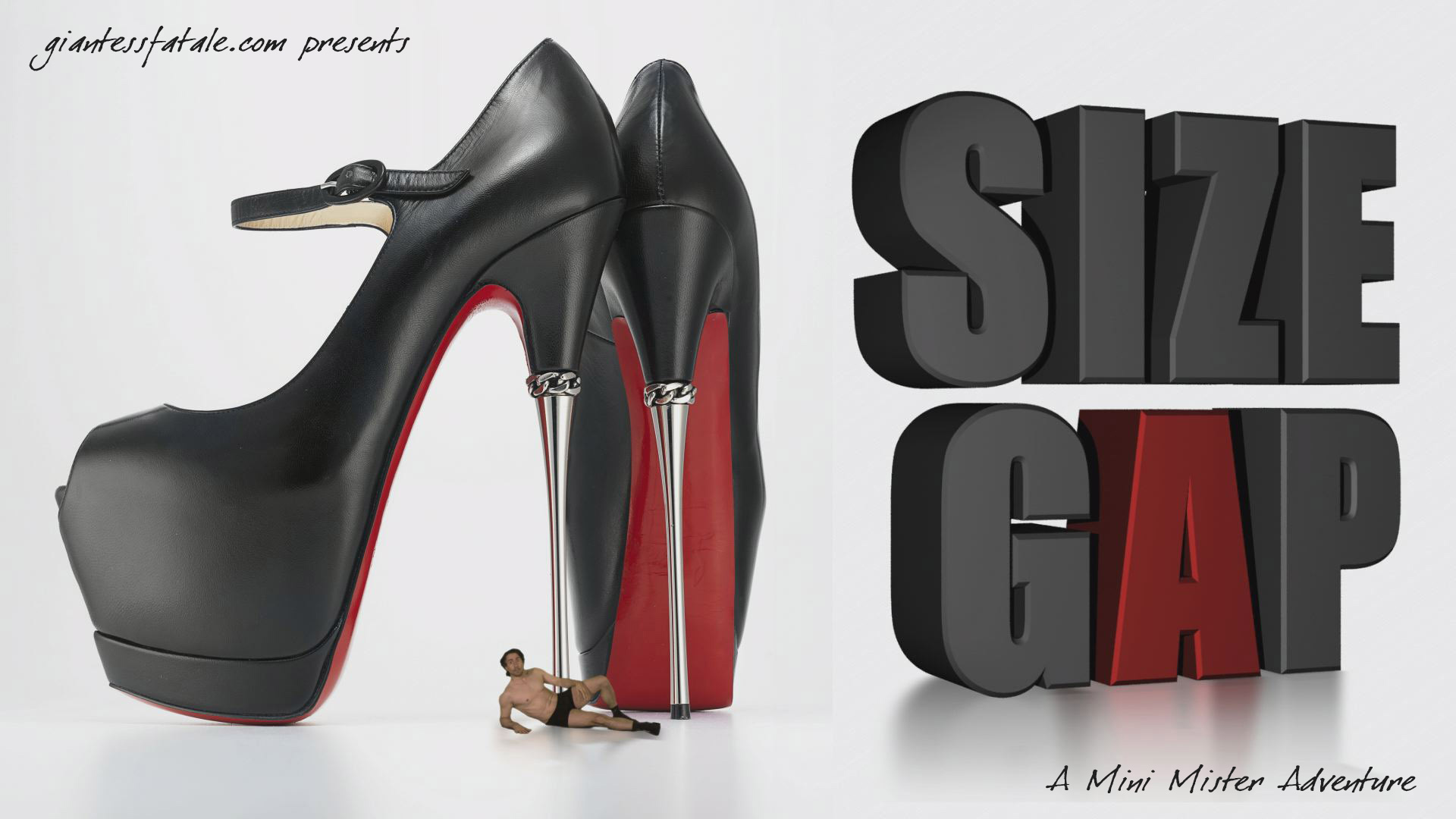 Size Gap Poster